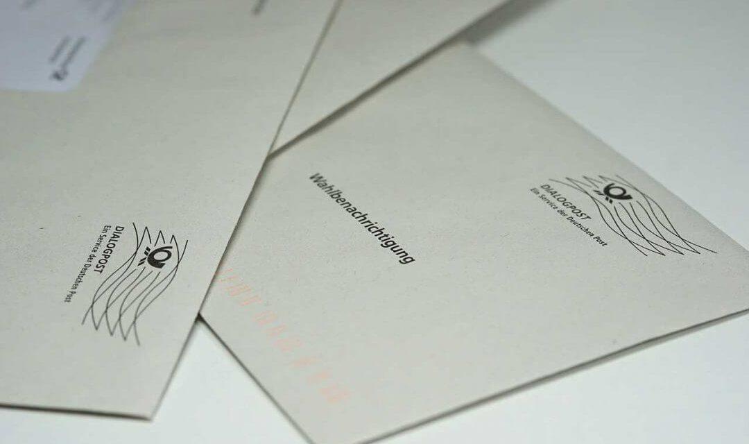 61% wissen bereits, wen sie bei der Bundestagswahl wählen werden