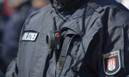 78% wollen flächendeckende Bodycam-Ausstattung aller Polizisten