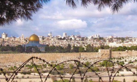 46% gegen Jerusalem als israelische Hauptstadt