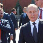 34% sind für Ende der Sanktionen gegen Russland