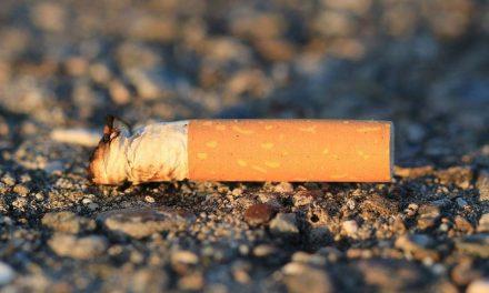 62% wollen höhere Strafen für weggeworfene Zigarettenstummel