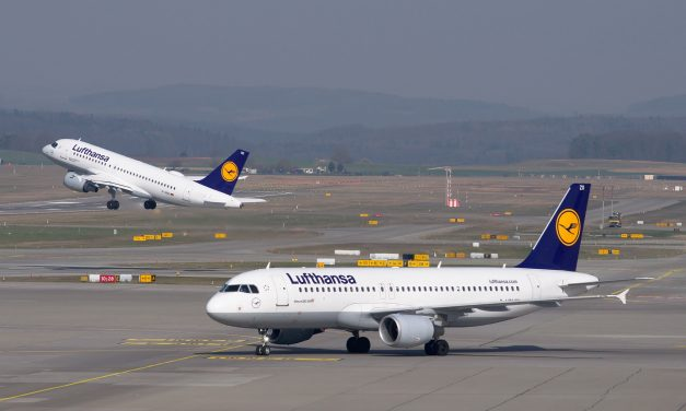 48% befürworten Verbot von Inlandsflügen