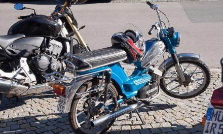 44% begrüßen Moped-Führerschein ab 15 Jahren
