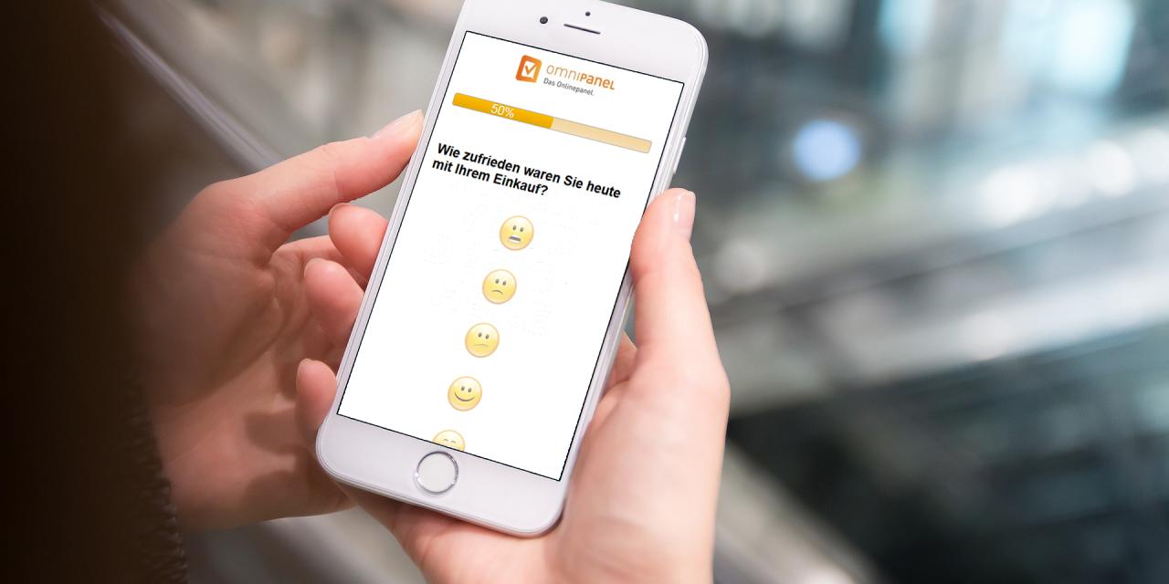 Mit Beacons und QR-Codes effizient am PoS befragen