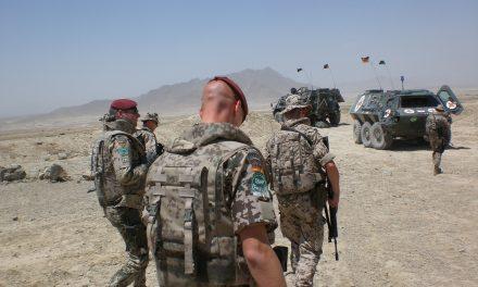 59% lehnen Ausweitung von Bundeswehreinsätzen bei internationalen Konflikten ab