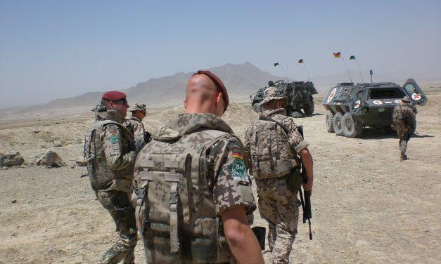 50% sind gegen Zwei-Prozent-Ziel der NATO