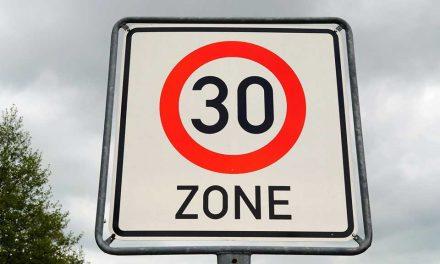 53% lehnen flächendeckendes Tempolimit von 30 km/h in ihrer Stadt ab