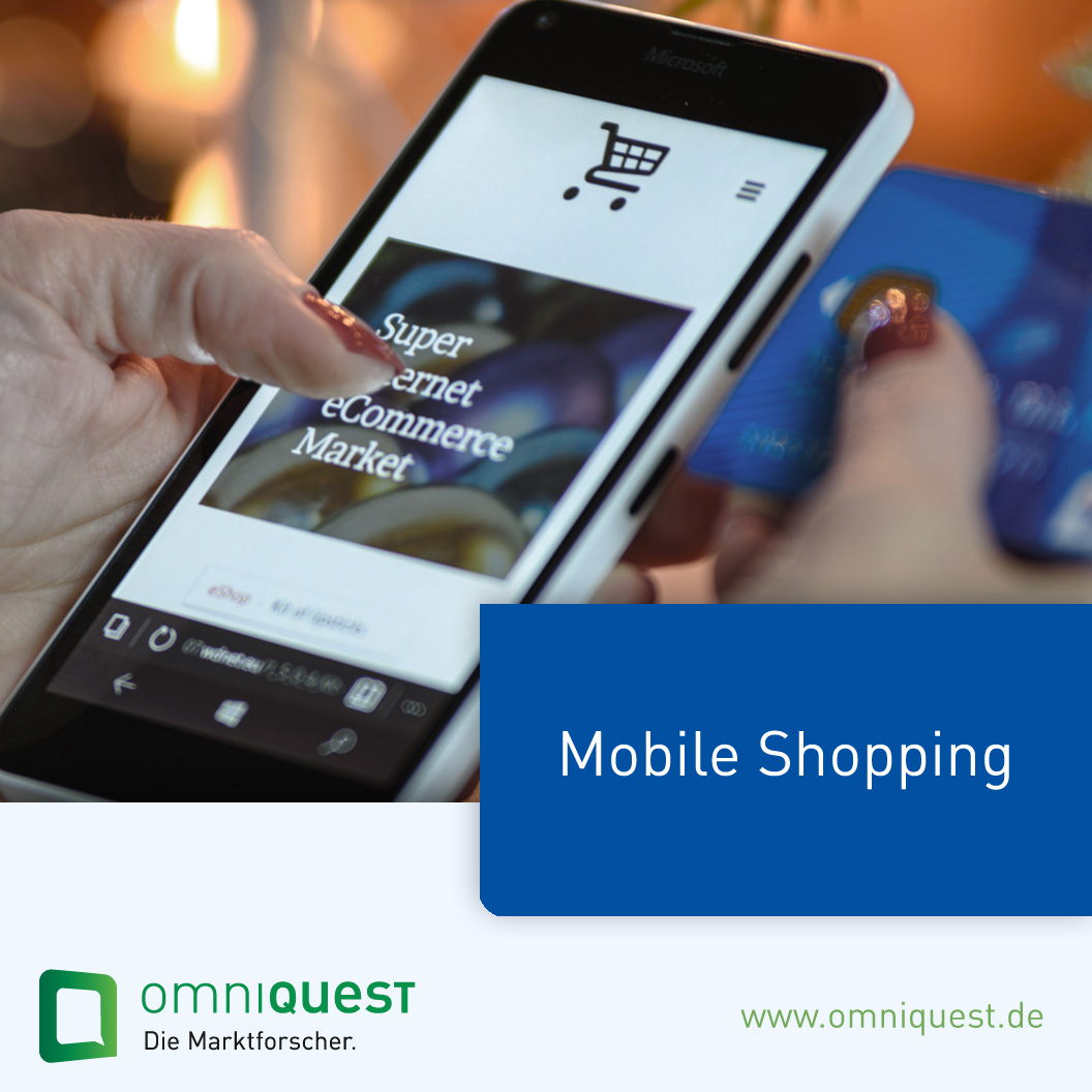Studie Mobile Shopping