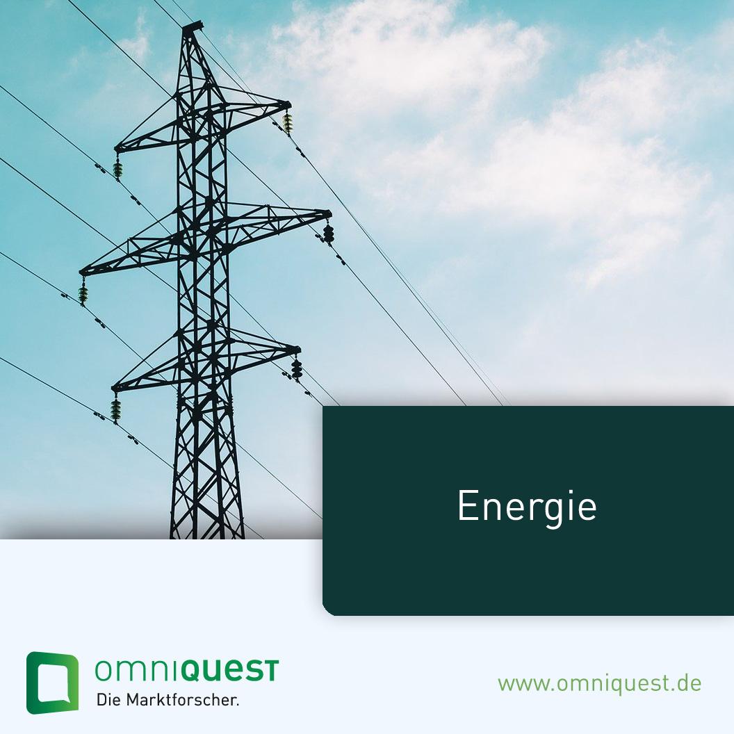 Studie stromanbieter Energie