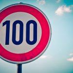 55% wollen kein Tempolimit von 100 km/h auf deutschen Autobahnen