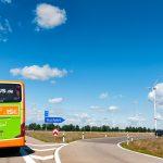 60% fordern Steuervorteile für Fernbusverkehr
