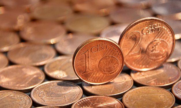 64% stimmen für Abschaffung der Ein- und Zwei-Cent-Münzen