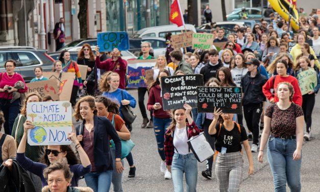 """46% bestätigen """"Klimahysterie"""" als Unwort des Jahres 2019"""