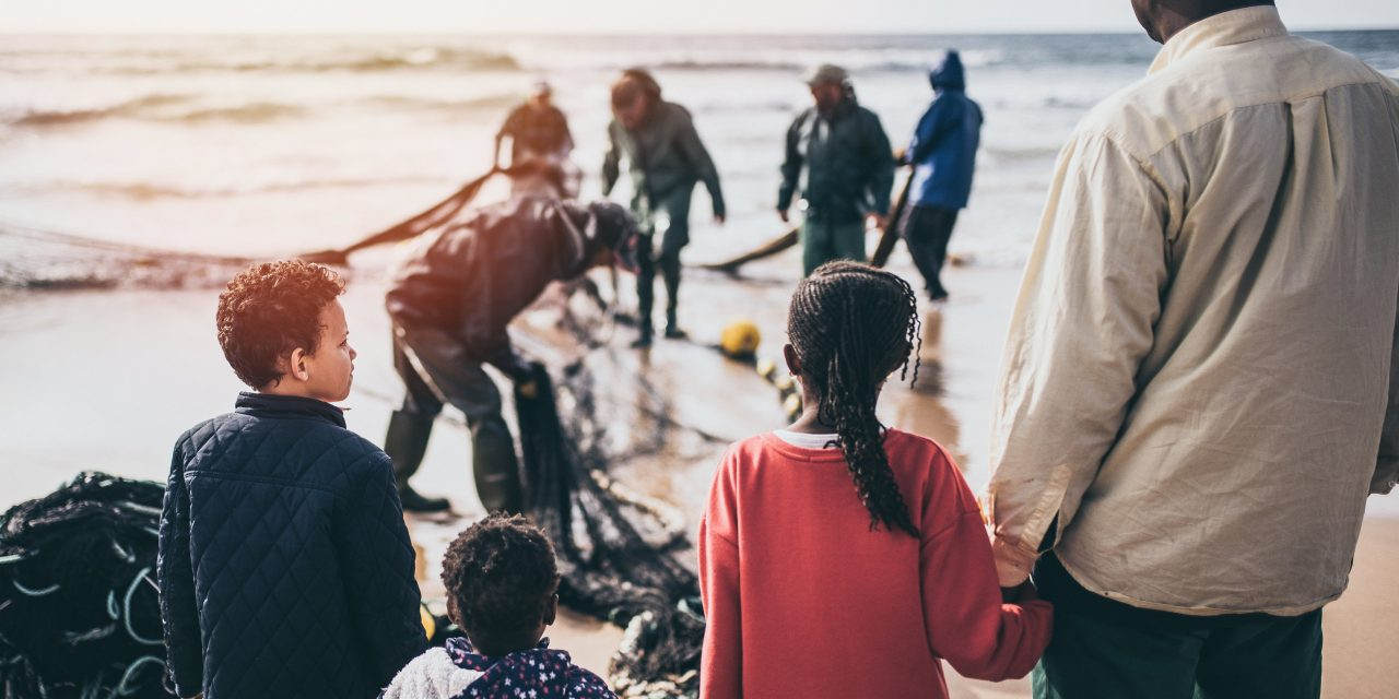 44% befürworten Aufnahme von Flüchtlingskindern