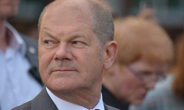 47% trauen Finanzminister Olaf Scholz Kanzleramt nicht zu