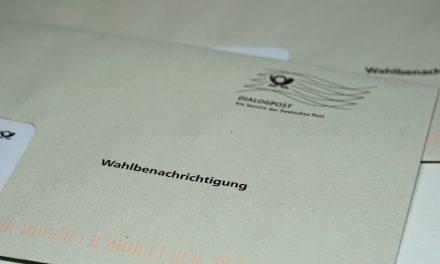 71% befürworten Durchführung von Bundestagswahl 2021 als reine Briefwahl