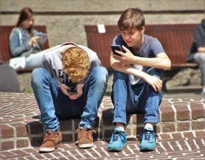 Smartphone-Schule