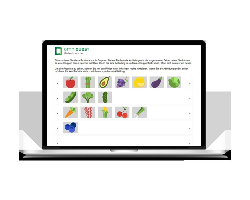 Online-Mapping - Optimierte Warenpräsentation